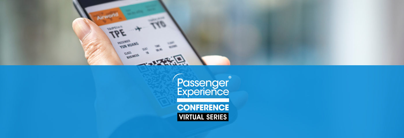 Webinar: Returning to air travel: How Data and Tech can help meet the needs of Passengers