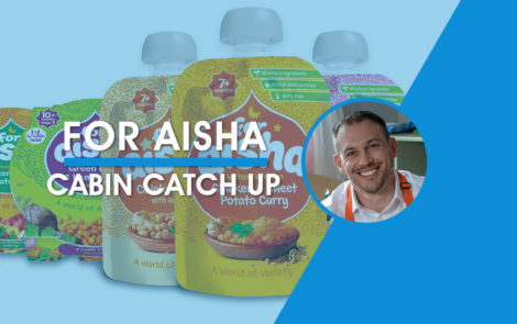 Cabin Catch Up: For Aisha Halal baby food