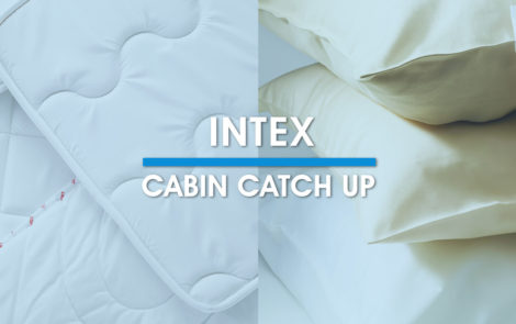 Cabin Catch Up: Intex Comfort Products