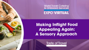 Making inflight food appealing again: A sensory approach